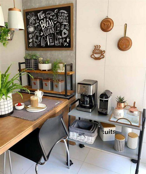 home coffee stations