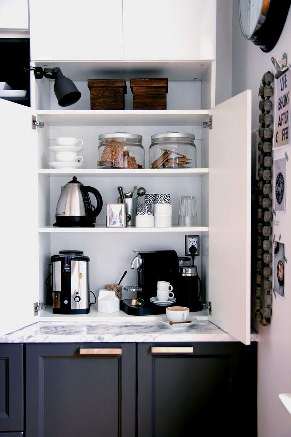 coffee stations for the home