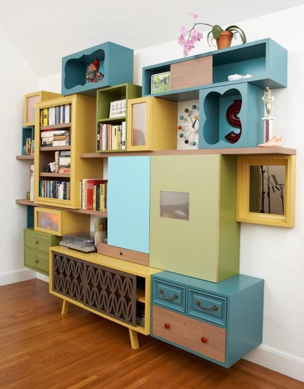 unique repurposed furniture