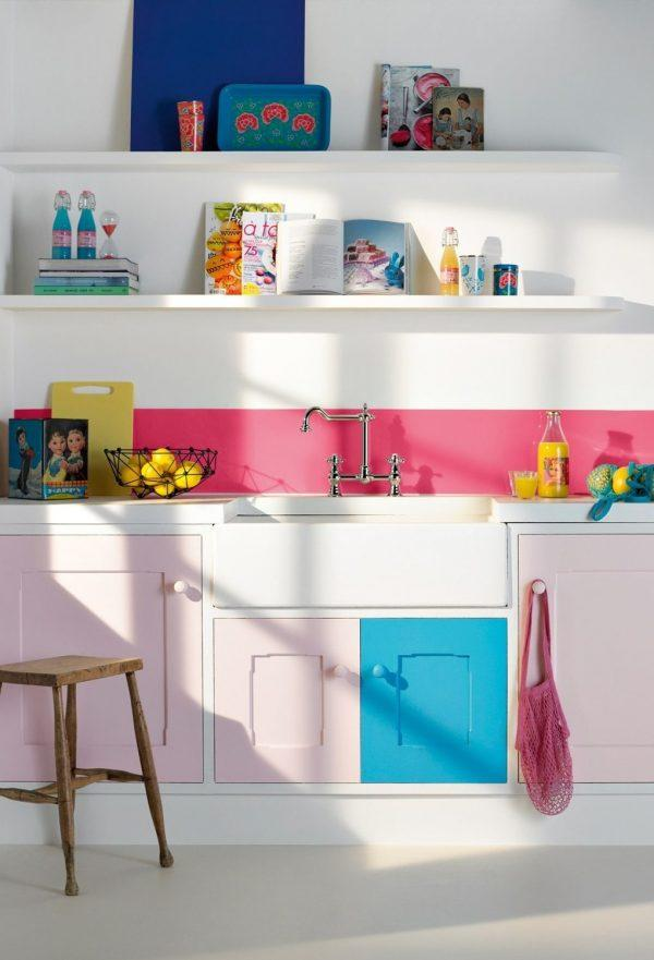 painted kitchen cabinets diy