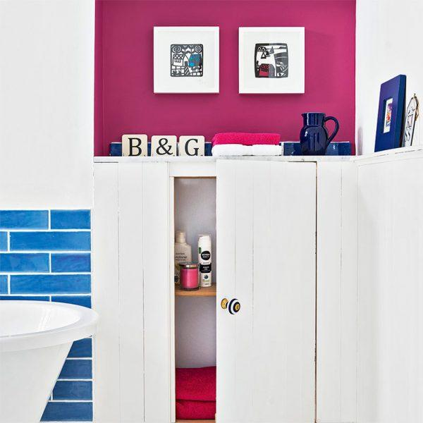 Small bathroom ideas decorating colors