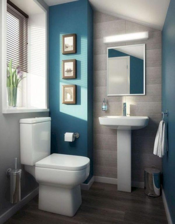 small bathroom ideas paint