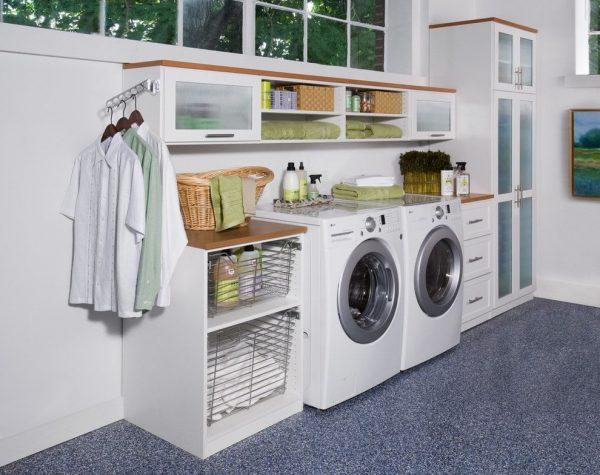 laundry storage room ideas