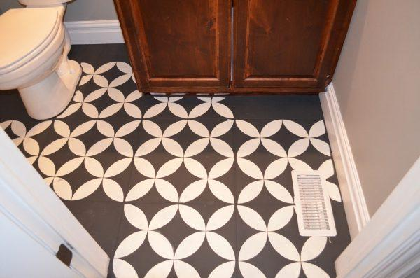 paint on ceramic tiles