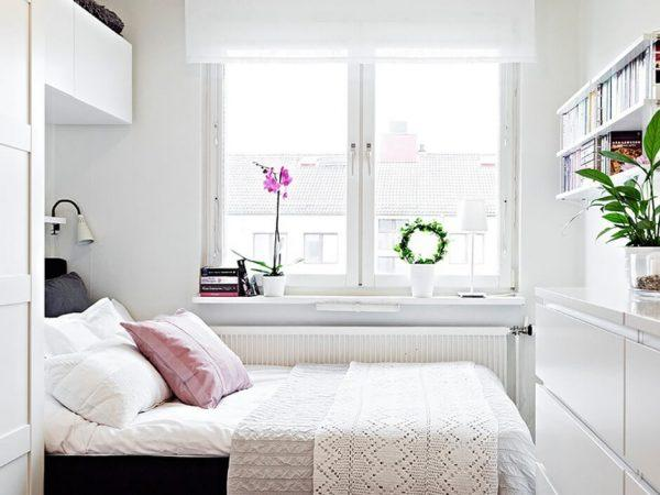 cute small simple bedroom design