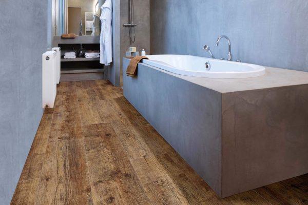 vinyl bathroom flooring