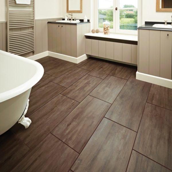 vinyl flooring for bathroom