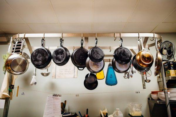 type of cookware