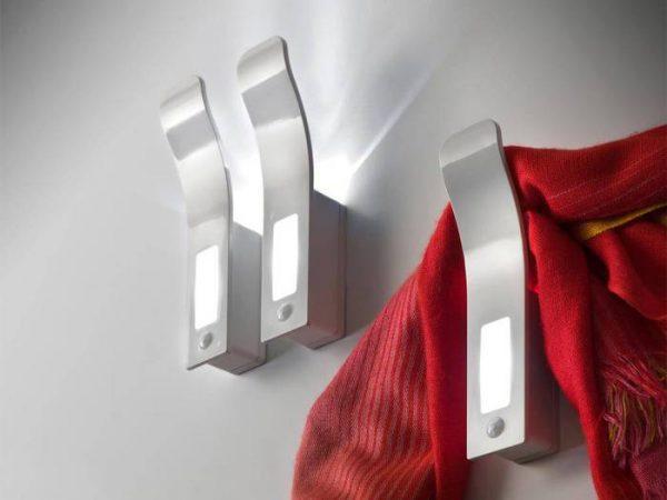 led light hangers