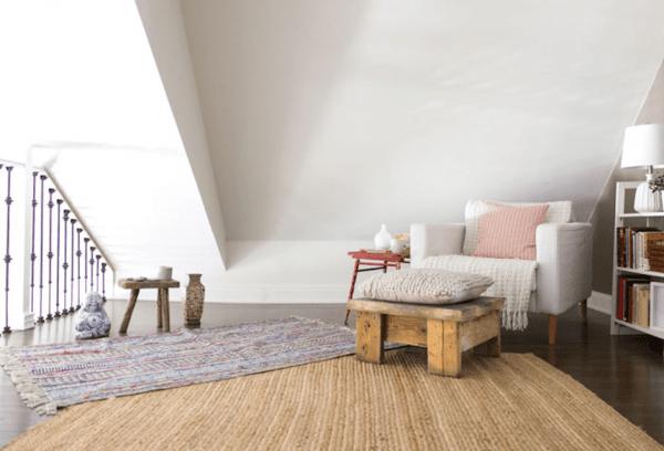 meditation space decor