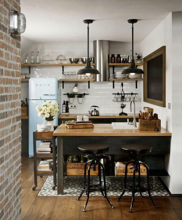 retro kitchen decor ideas