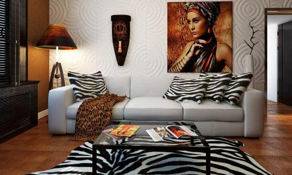 african style decor