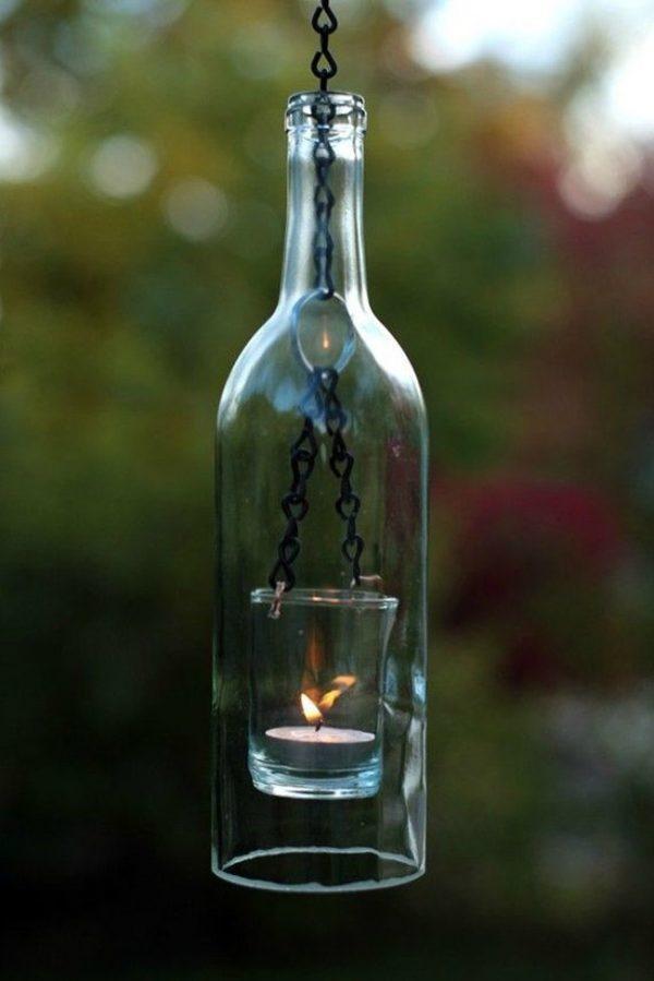 candle lanterns hanging