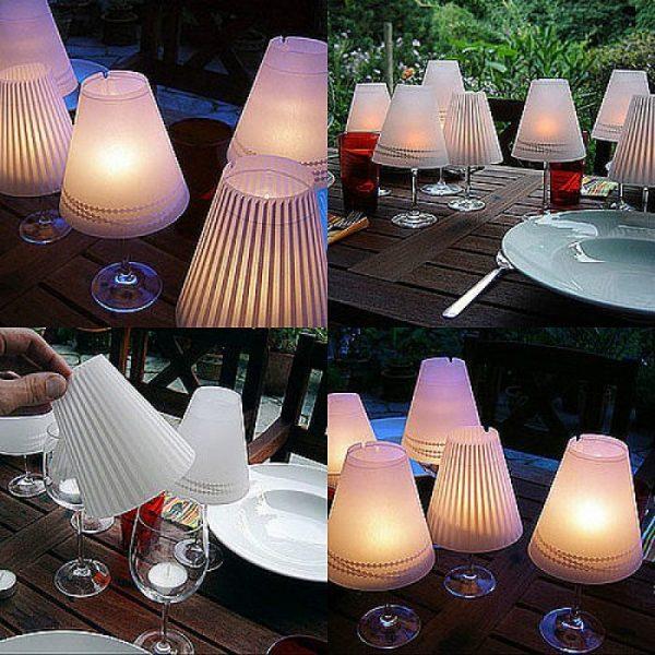beautiful candle lanterns