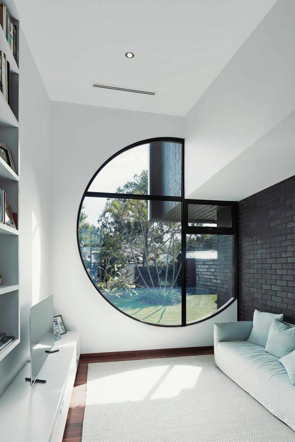 round window design