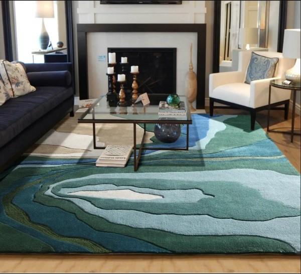 modern carpet trends