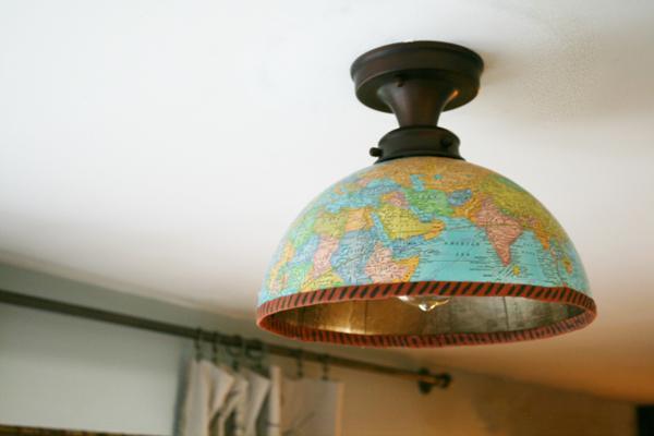 globe lamps