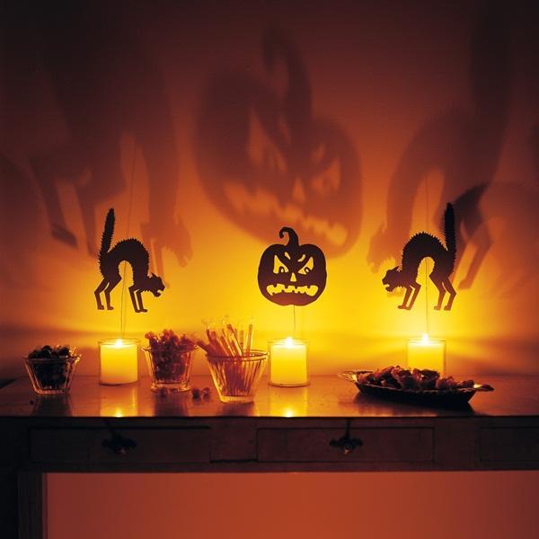 diy scary halloween decorations
