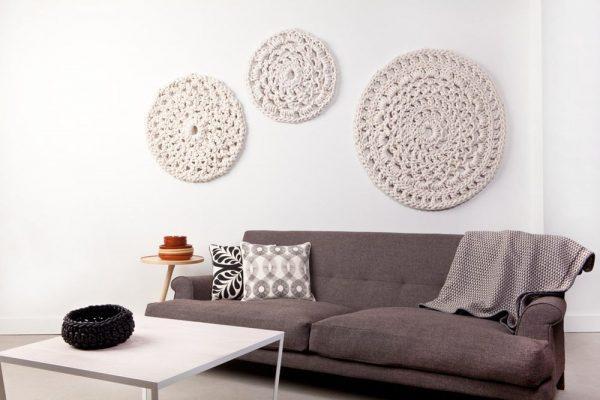 round wall decor