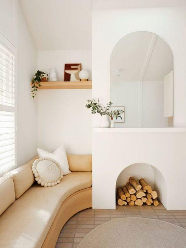 arched wall