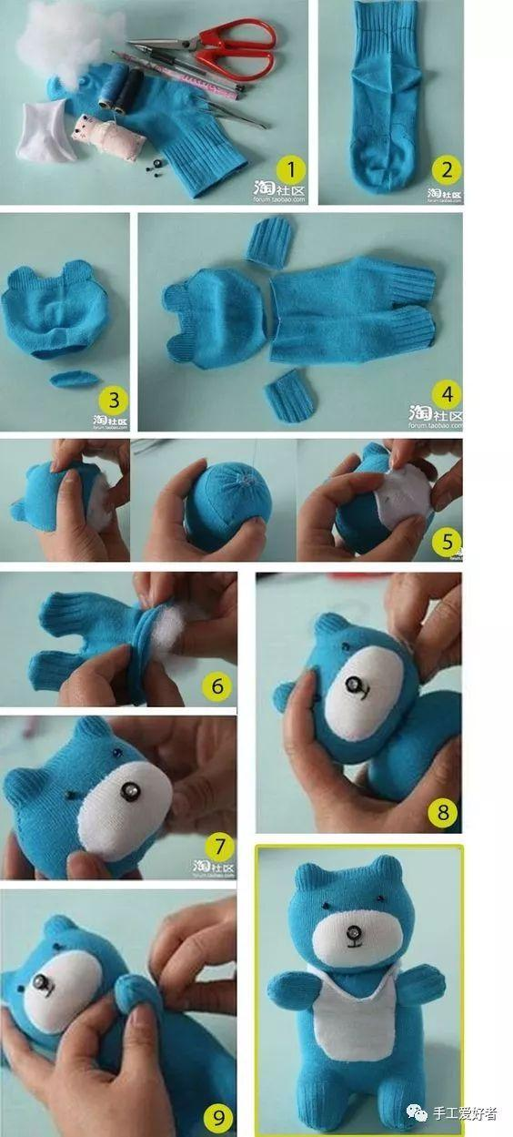 sock bear