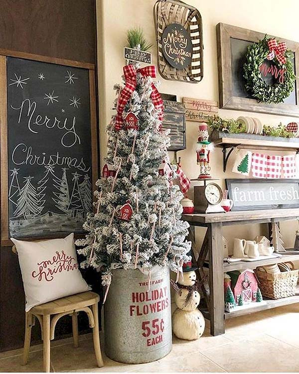 vintage christmas wall decorations