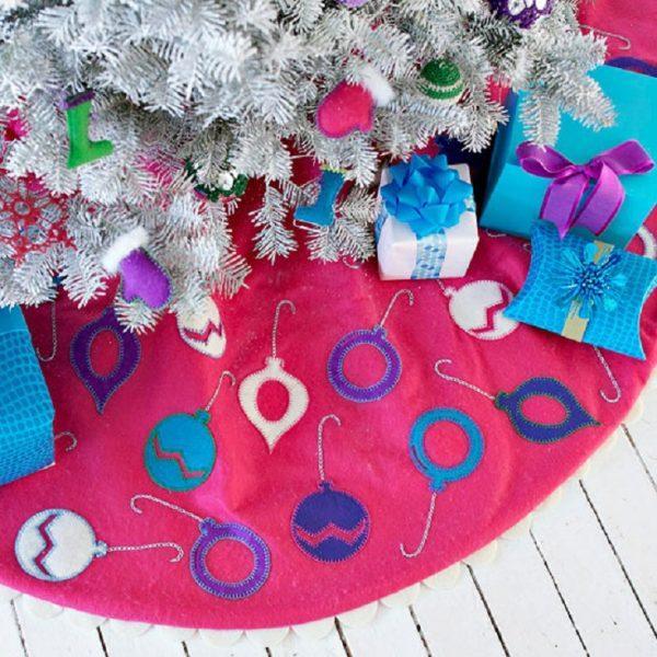 christmas tree skirts patterns