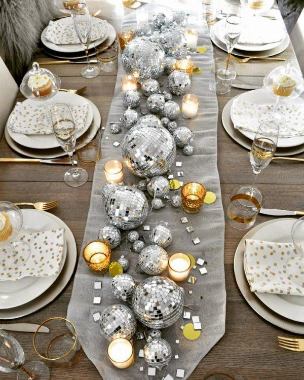 new years eve table decorations