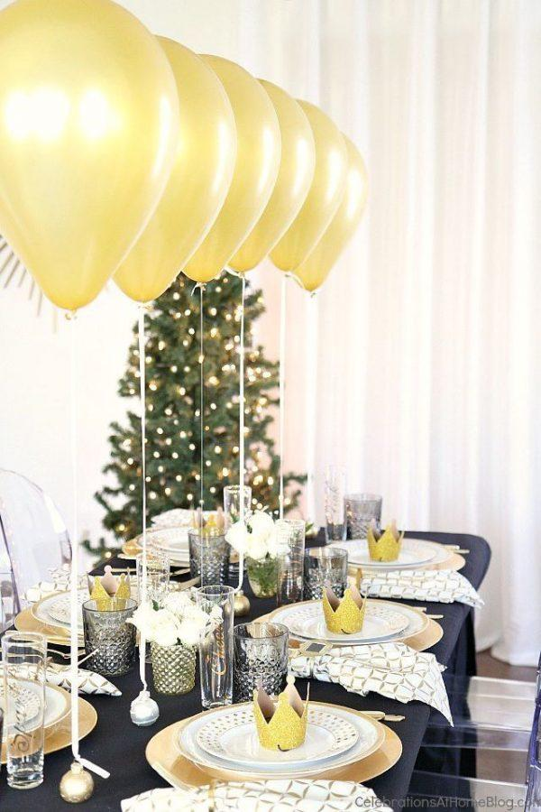 new year decorations ideas