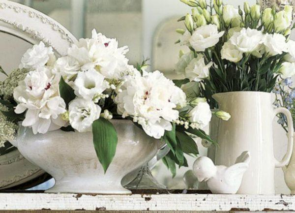 table vases centerpieces