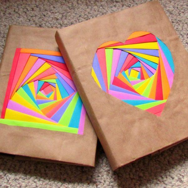 diy book covers
