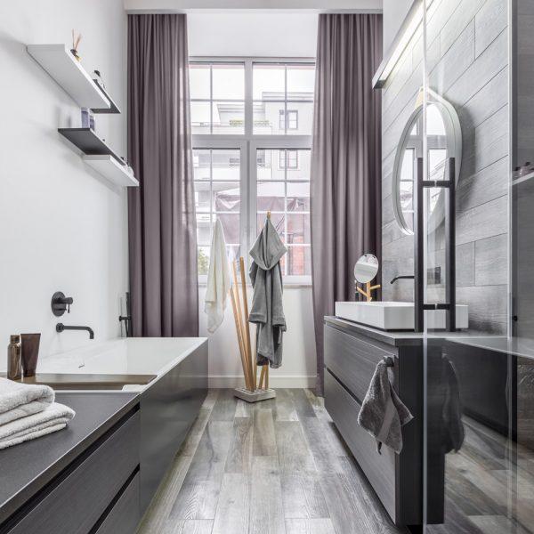 bathroom curtains ideas