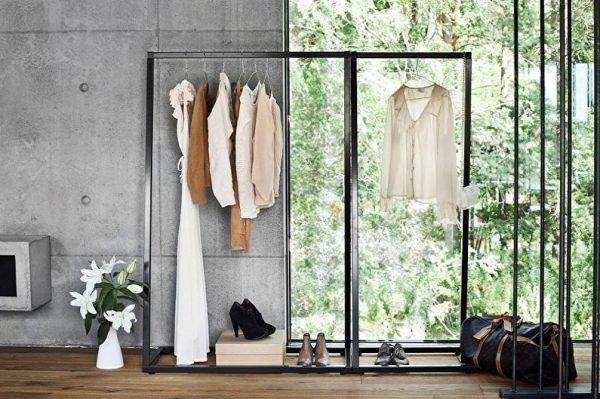 clothes rack design