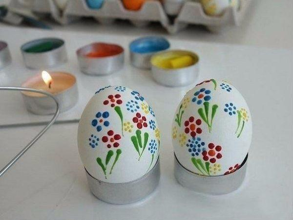 decorative eggs for easter