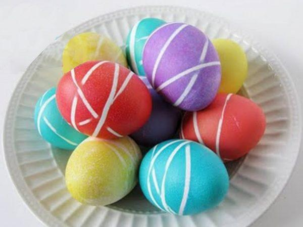 simple egg decorating ideas