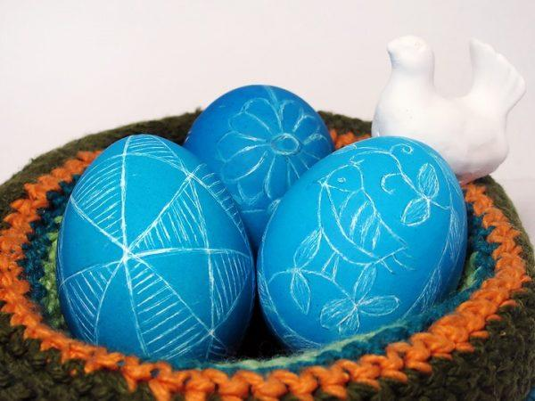 Easter decorative eggs 1