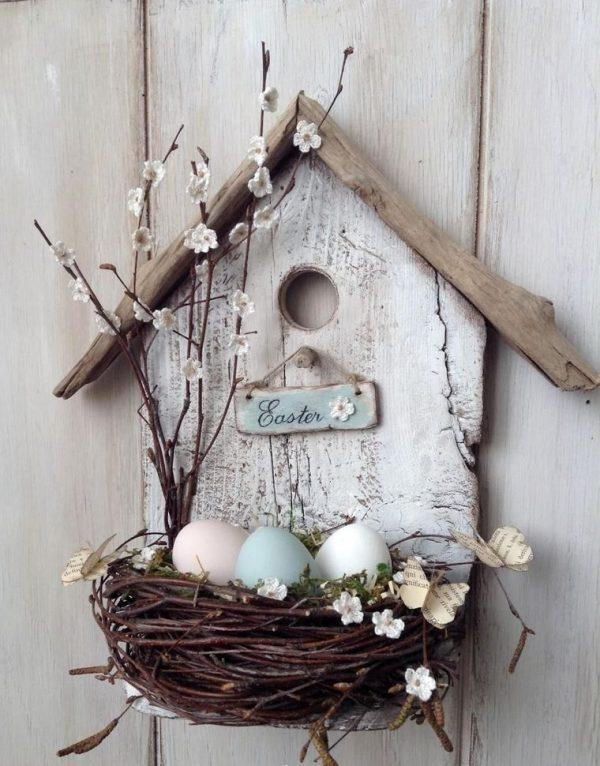easter decorations outdoor