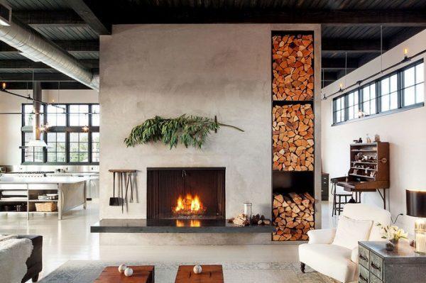 logs storage