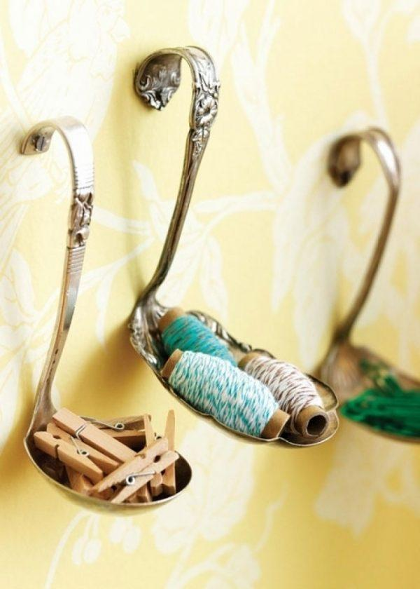 what to do with old silverware