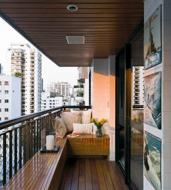 simple balcony design