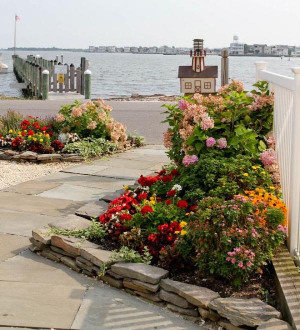 small garden border ideas