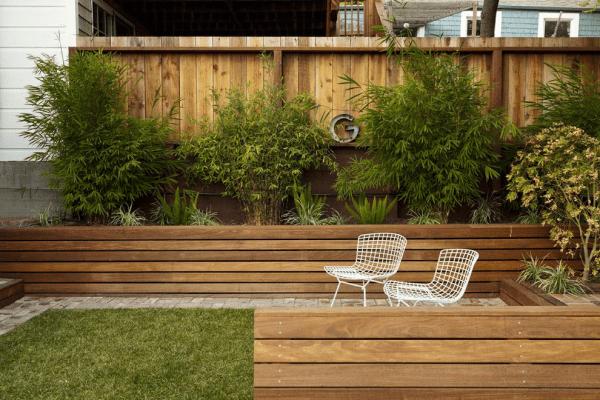 garden border fence ideas