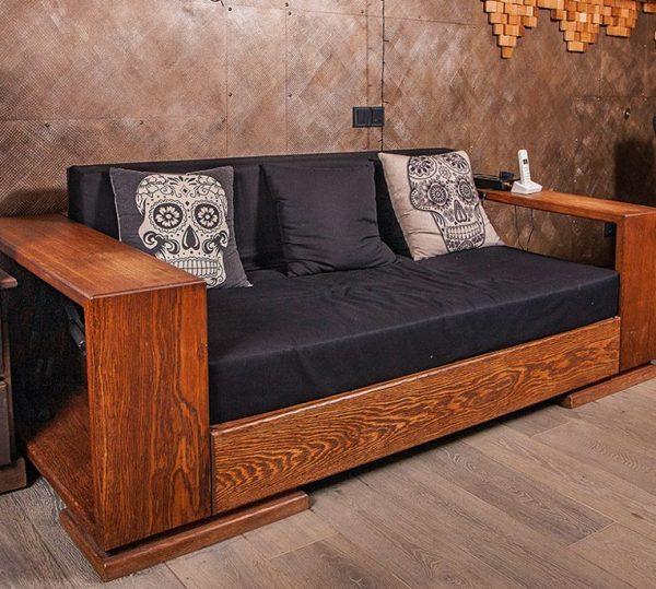 homemade sofa design