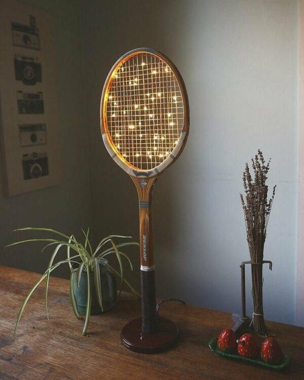 tennis room decor