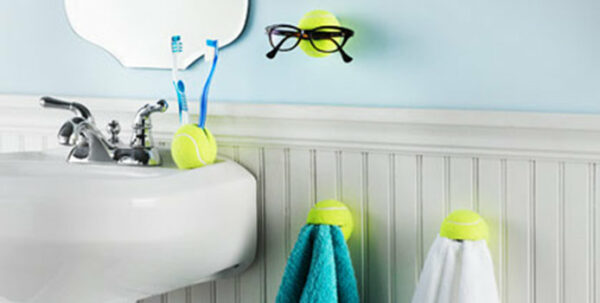 fun things to do with tennis balls