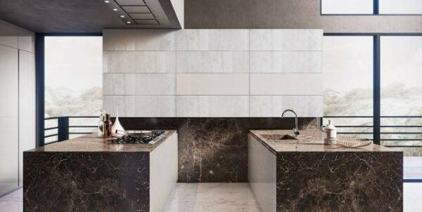 double island kitchen trend