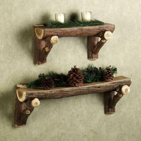 natural wood home decor