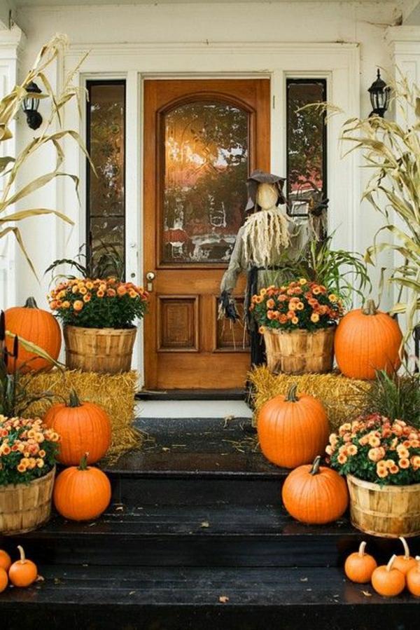 autumn decorating ideas for front porch