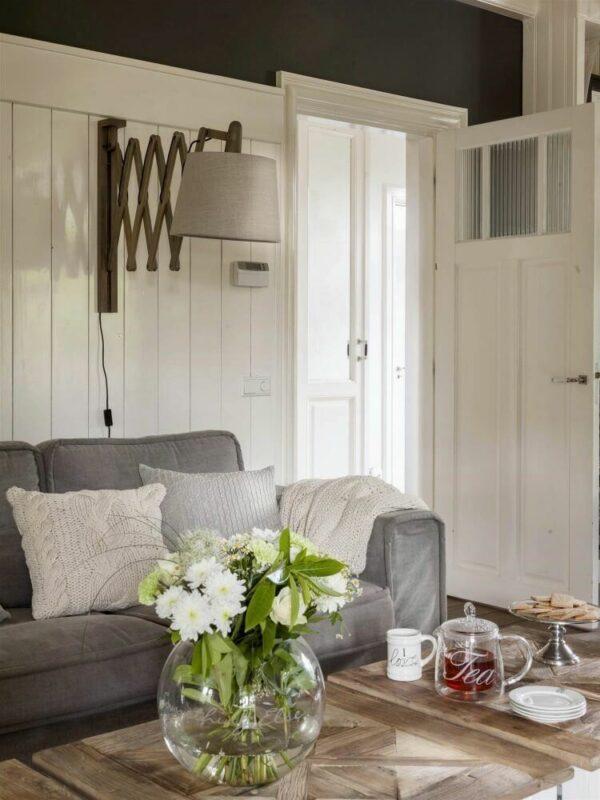wall decor above sofa ideas