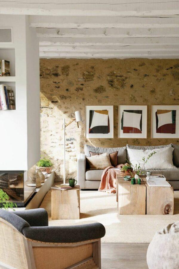 wall art above sofa ideas